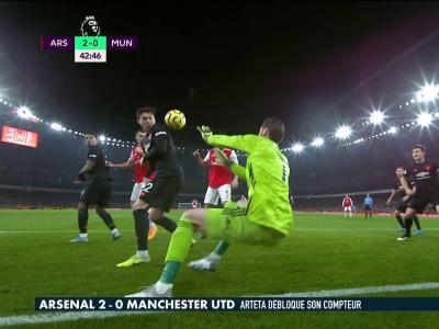 Arsenal - Manchester United : résumé et buts du match