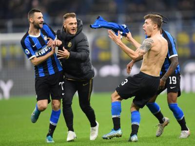Inter Milan-Hellas Vérone : la courte mais précieuse victoire des Lombards en vidéo !