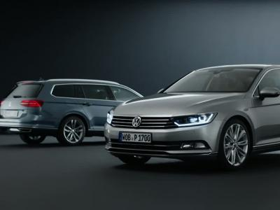 Officiel : Volkswagen dévoile la nouvelle Passat