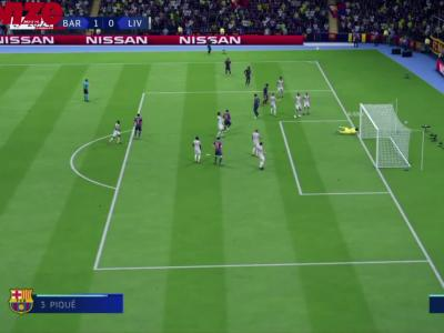 Barcelone - Liverpool : notre simulation sur FIFA 19