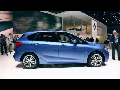 Genève 2014 : BMW Série 2 Active Tourer