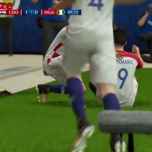 Croatie - Nigéria : notre simulation sur FIFA 18