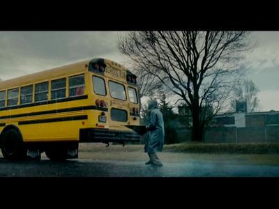 Le bus c'est vraiment renversant