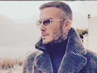 DB Eyewear, la vie avec les lunettes de David Beckham