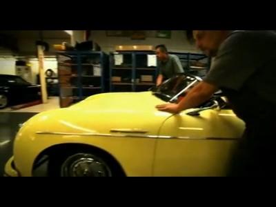 Porsche Classic : service restauration