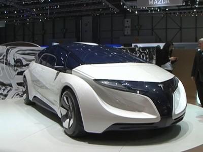 Tesla EYE Concept par IED