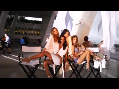 Vidéos : Michael Bay : L'ange des anges de Victoria's Secret !