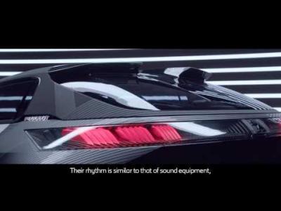 Design extérieur | Peugeot Fractal