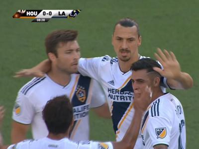MLS : Encore un but magnifique pour Zlatan !