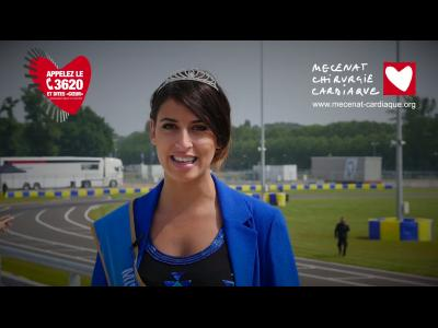 Mécénat Chirurgie Cardiaque : au coeur des 24 Heures du Mans