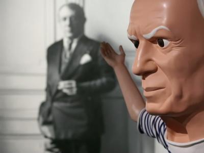 Picasso.mania, au Grand Palais, visite guidée