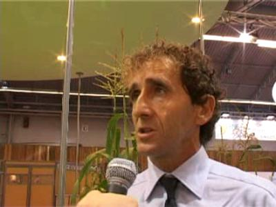 Interview Alain Prost