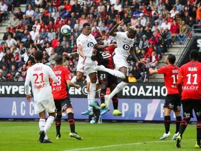 LOSC - Stade Rennais : le bilan des Nordistes à domicile contre Rennes
