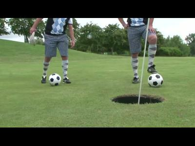Le footgolf fait peu à peu son trou en France
