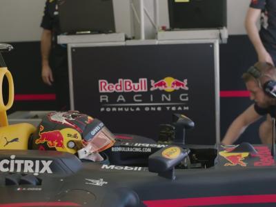 Sébastien Ogier s'essaie à la Formule 1