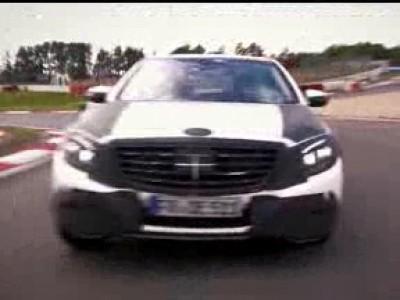 Les coulisses du développement de la nouvelle Mercedes Classe S en vidéo