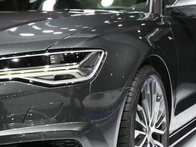 Mondial Auto 2014 : Audi A6 restylée