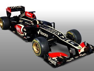 F1 2013 : Lotus E21