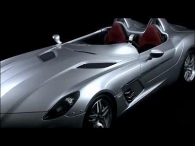 Reportage Mercedes SLR Stirling Moss