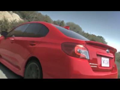 La Subaru WRX en vidéo