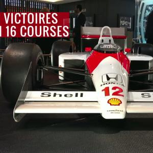 Rétromobile 2018 - McLaren MP4/4