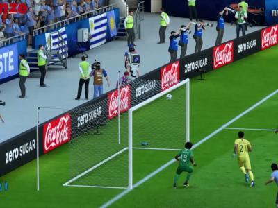 Uruguay - Arabie Saoudite : notre simulation sur FIFA 18