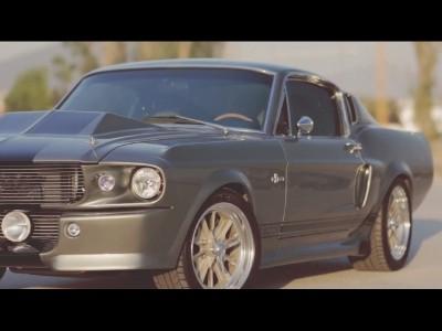 Eleanor, une Mustang qui fait sa belle au cinéma