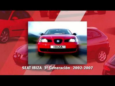 Seat : les 30 ans de l'Ibiza en vidéo