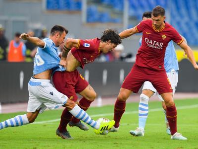 Lazio - AS Roma : le résumé et les buts