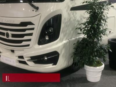 Voyageur Liner 8.7 QD : le camping-car à 262 000 euros en vidéo