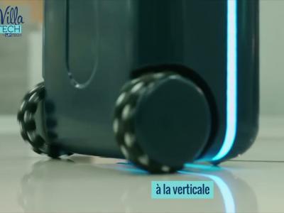 Travelmate Robotics : présentation express de la valise connectée