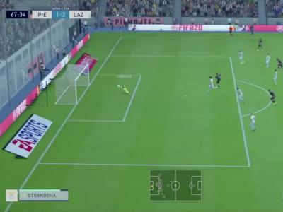 Juventus Turin - Lazio Rome sur FIFA 20 : résumé et buts (Serie A - 34e journée)