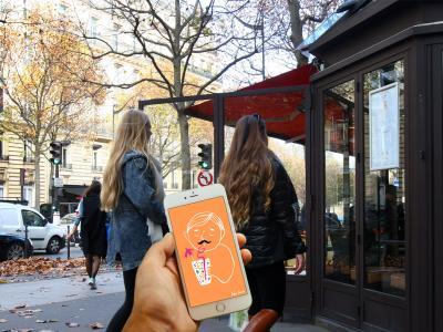 La première exposition de GIFs s'installe à Paris