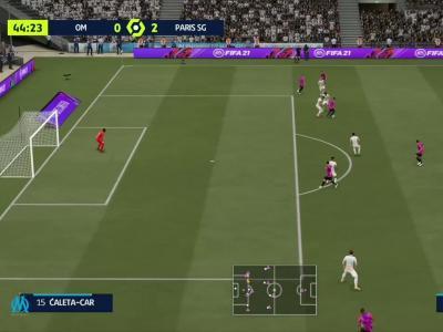 OM - PSG : notre simulation FIFA 21 (24ème journée de Ligue 1)