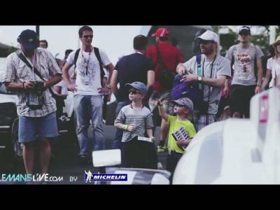 24H du Mans 2014 #2 - Le village des 24H