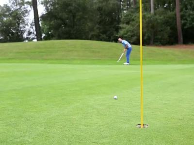 Coach golf #5- L'approche lobée