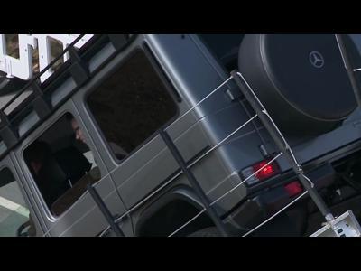 Le Mercedes Classe G à l'épreuve de l'enfer des 4x4