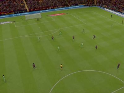 Real Madrid - FC Valence sur FIFA 20 : résumé et buts (Liga - 29e journée)