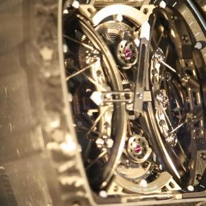 SIHH 2018 : RM 53-01 Tourbillon Pablo Mac Donough