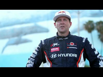Formula Drift 2012 avec Hyundai - Long beach