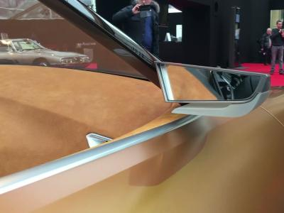 Festival Automobile International 2018 : BMW Z4 Concept