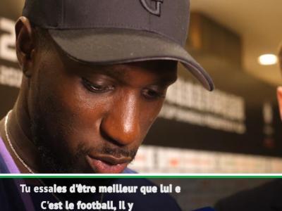 Tottenham - Manchester United : Sissoko assume son geste (vidéo)