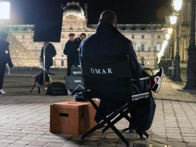 Arsène Lupin avec Omar Sy, le teaser