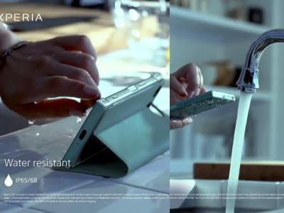 Sony Xperia XZ1 Compact : vidéo officielle de présentation du smartphone (VO)