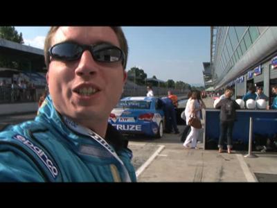 Excès de vitesse n°19 Au coeur du WTCC avec Yvan Muller