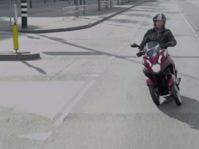 Essai Tricity : Quand Yamaha arrive en ville