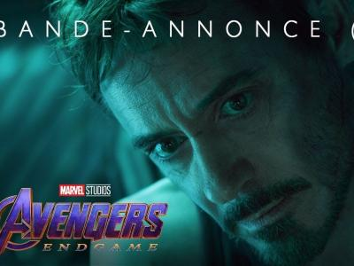 Avengers : Endgame - Bande-annonce officielle en VF