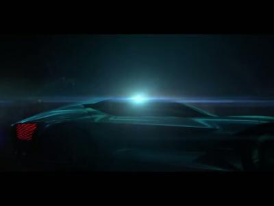 DS X E-Tense : le concept de supercar en vidéo