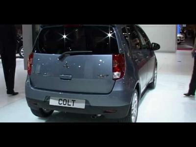 Reportage Mitsubishi Colt