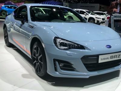 Salon de Genève 2019 : le stand Subaru en vidéo
